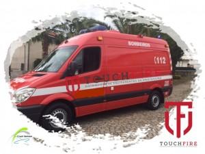 Ambulancia Touch Technics