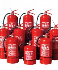Extintores/ Armários/ Hidrantes