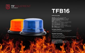 TFB16 touch equipments