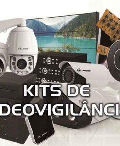 Alarmes -Vídeo Vigilância- Acessos Biométricos-Acessórios