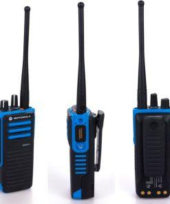 Comunicações TETRA/VHF/UHF/SATÉLITE