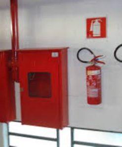 Extintores / Armários / Hidrantes