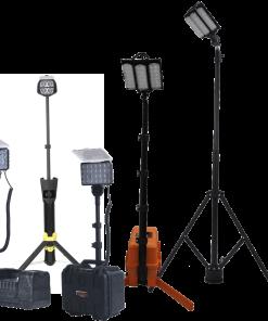 Sistemas de Iluminação Portátil